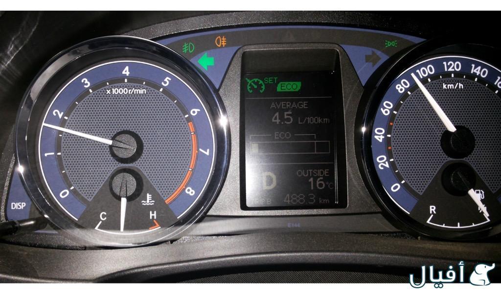 تركيب مثبت سرعة للكورولا والراف4 والكامري