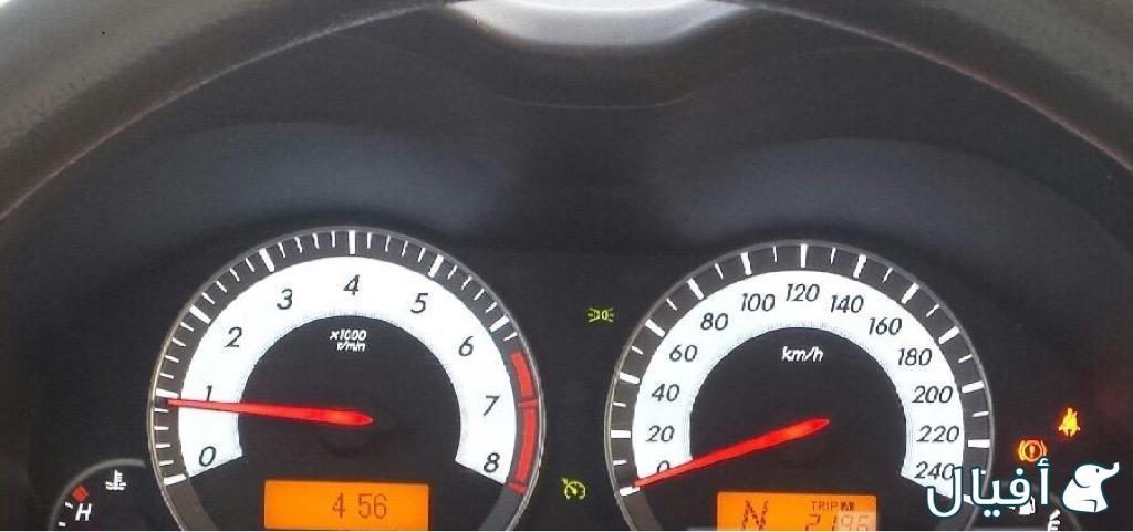 تركيب مثبت سرعة للكورولا والراف4والكامري