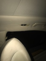 قطعة نور السقف المقعد الخلفي الايمن