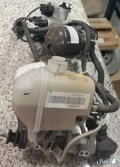 (gear accumulator ( MG3  2014