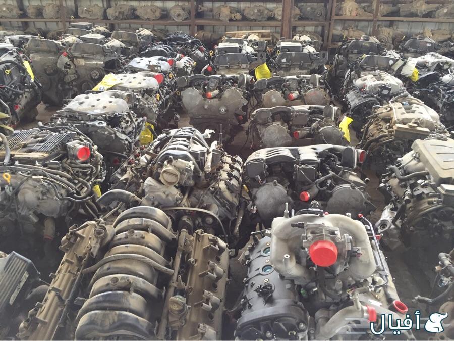 قطع غيار دوج مكاين وجيرات لجميع السيارات