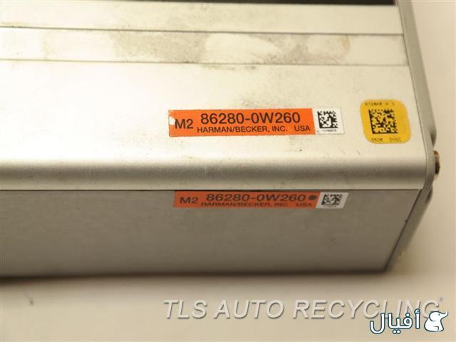AMPLIFIER LEXUS LS460مضخم صوت لكزس LS460
