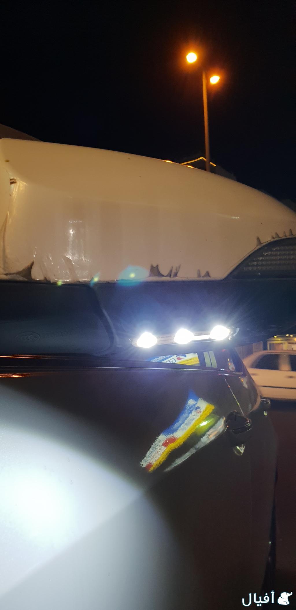 لمبات سيارات سامسونج كوريه