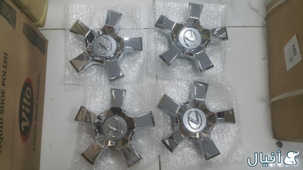 اكواع( طيس - غطيان ) جنوط لكزس LX-570